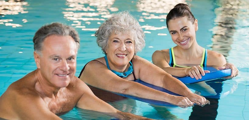 Green Apple Wellness Centre Brisbane - Aqua Aerobics