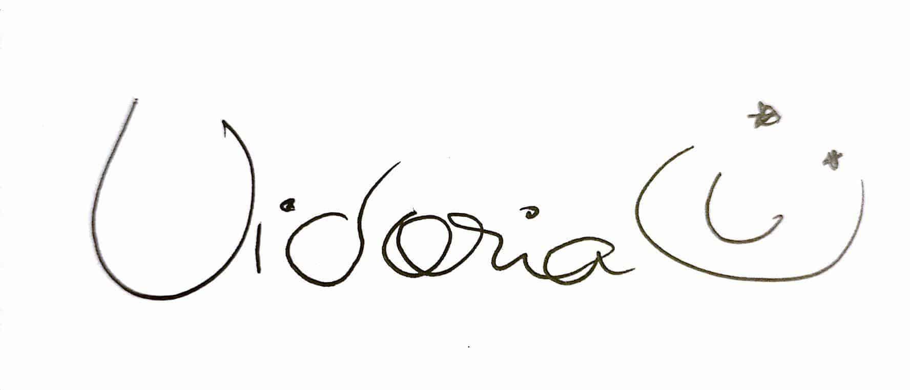 Victoria's signature 2017 - Green Apple Wellness Centre