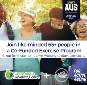 Exercise Right for Active Ageing